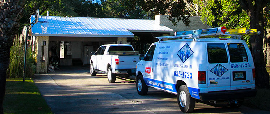 top rated hvac services Fort Walton Beach, FL